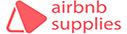 airbnbsupplies LOGO - for more information visit airbnbsupplies.com.au