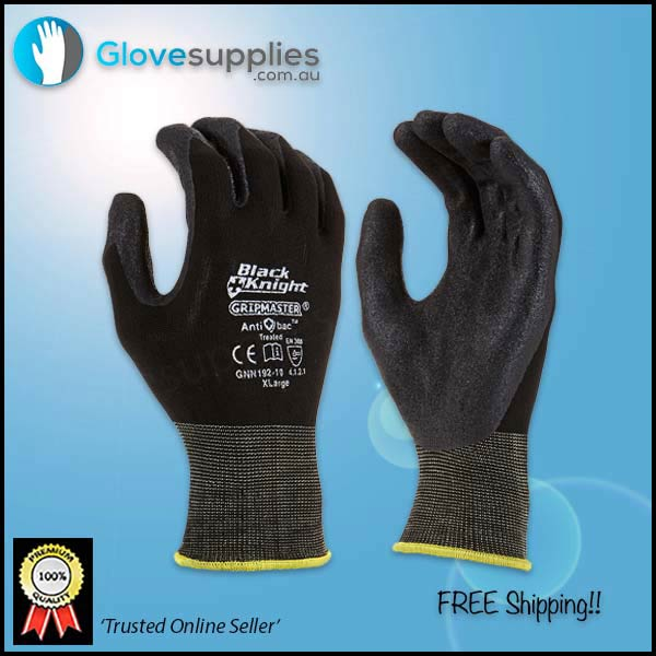 Anti Odour Treated General Purpose Glove - for more info go to glovesupplies.com.au