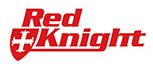 LOGO Red Knight - for more info go to glovesupplies.com.au