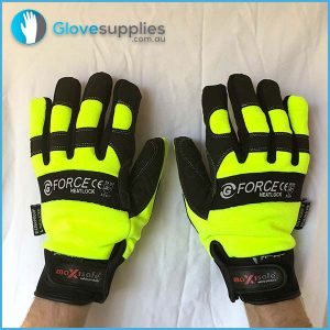 Heatlock Thermal Cold Weather Work Gloves - for more info go to glovesupplies.com.au