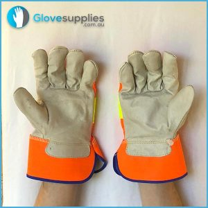 Reflective Safety Gloves - for more info go to glovesupplies.com.au