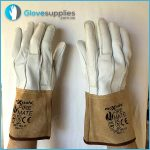 Kevlar TIG Welding Gauntlet - for more info go to glovesupplies.com.au
